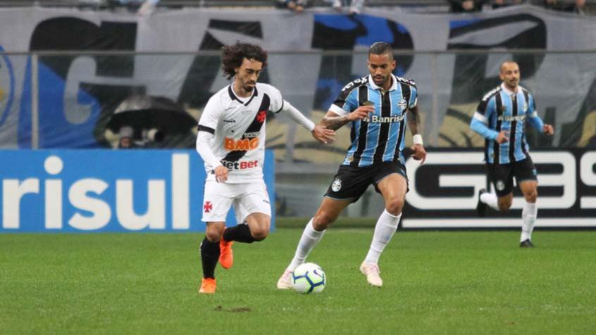 Grêmio x Vasco