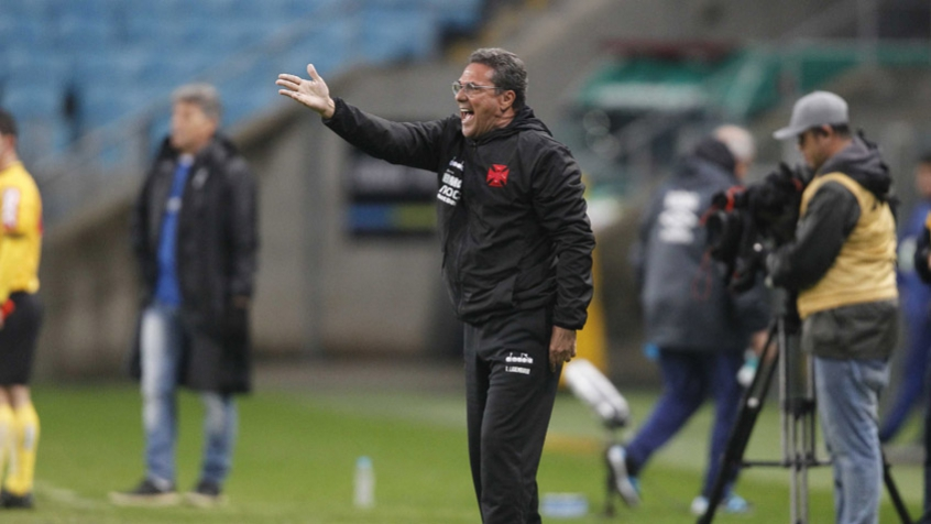 Grêmio x Vasco - Luxemburgo