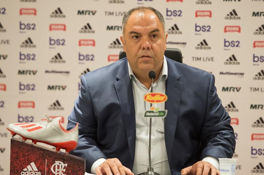 Braz manda recado após interesse do Barcelona em joia de 167 milhões