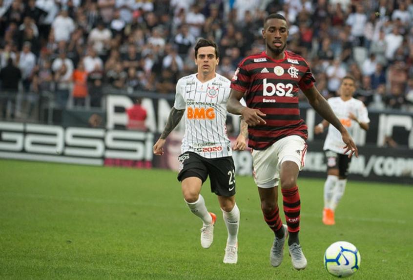 Cotações para o clássico entre Corinthians e Flamengo