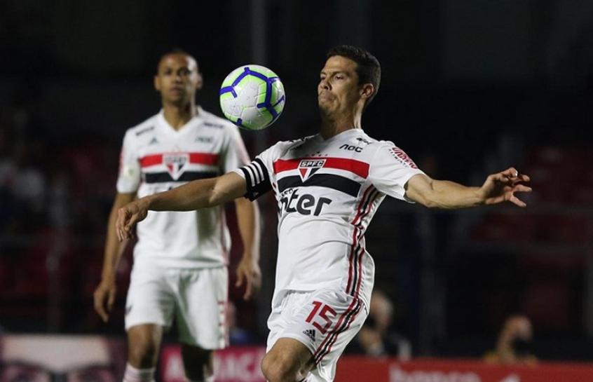 Hernanes - São Paulo x Chapecoense