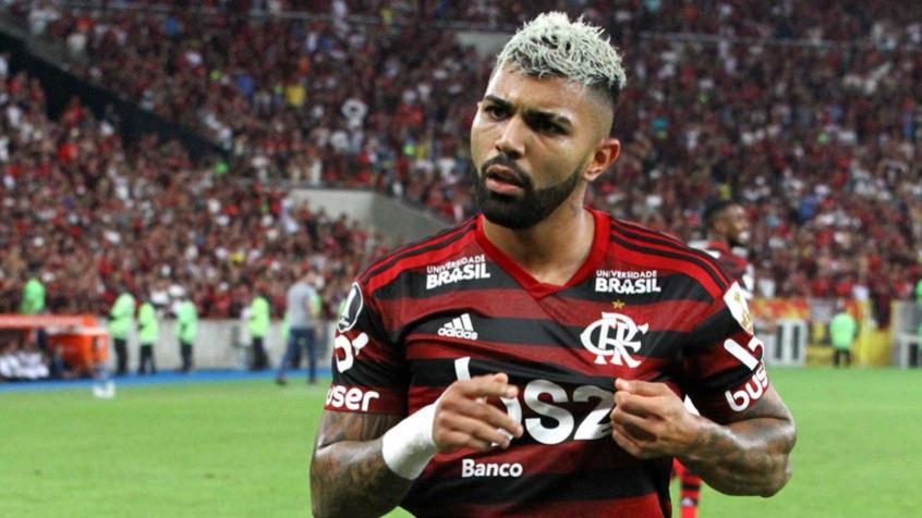 Aí já não é comigo', diz Gabigol ao ser questionado se quer ficar no  Flamengo após o empréstimo | LANCE!