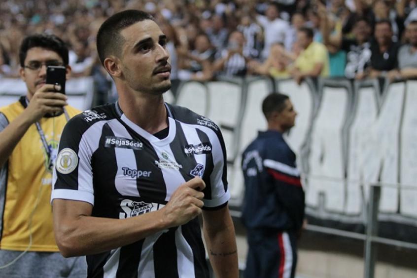 Corinthians inicia negociação com Thiago Galhardo do Ceará