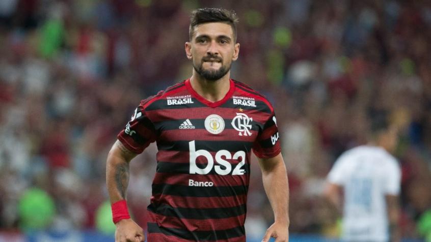 Arrascaeta pisa mais na área e 'substitui' Gabigol como finalizador do  Flamengo | LANCE!