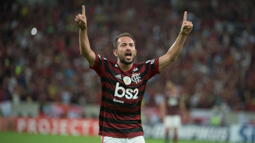 Flamengo x Grêmio - Everton Ribeiro