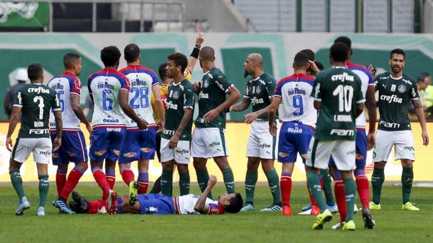 JULGADO: Felipe Melo é suspenso por 4 jogos no Brasileirão - Palmeiras