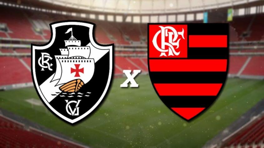 Vasco x Flamengo: hor�rio, local, escala��es e transmiss�o