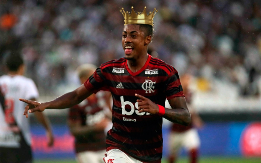 Do terrão para o protagonismo: Bruno Henrique é um dos grandes destaques do Flamengo