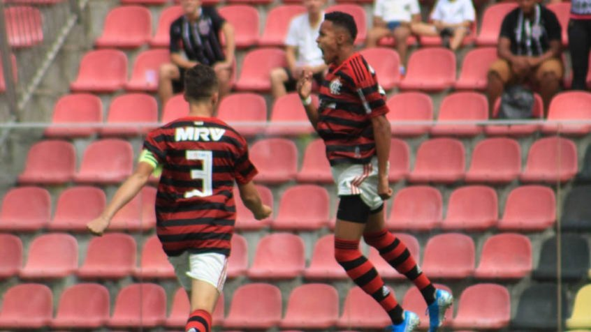 Campeonato Brasileiro sub 17 Flamengo x Corinthians