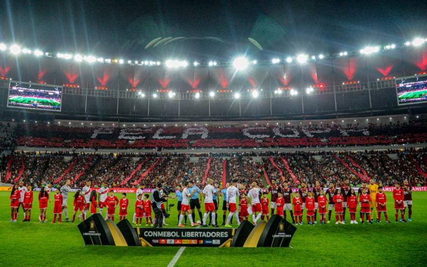 Torcida - Flamengo x Internacional