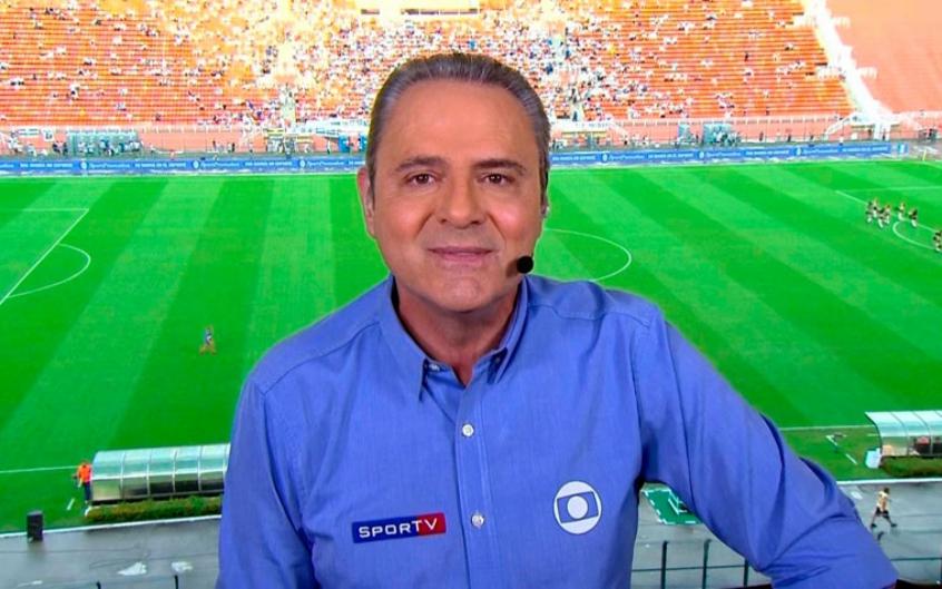 Luís Roberto - TV Globo