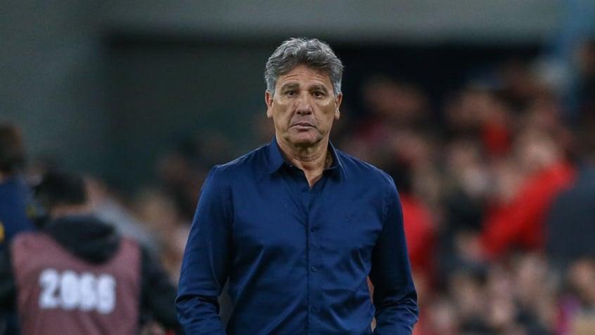 Se aqui é misto lá também é, Renato Gaúcho tem seis baixas para receber o Flamengo