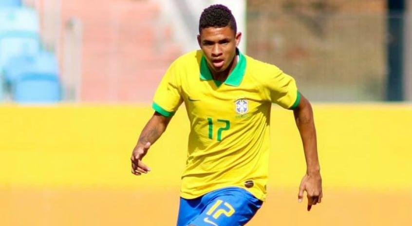 Diego Rosa fecha participação em amistosos da seleção com gol e avalia  preparação para o Mundial Sub-17 | LANCE!