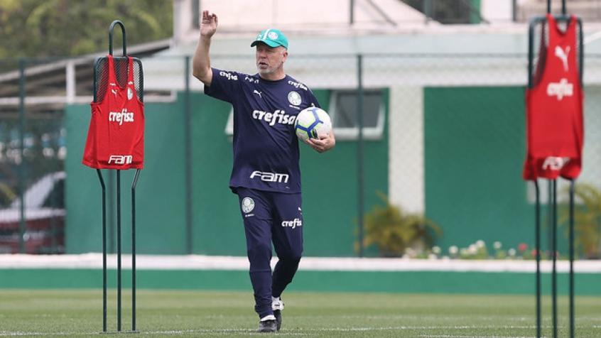 Mano Menezes Palmeiras