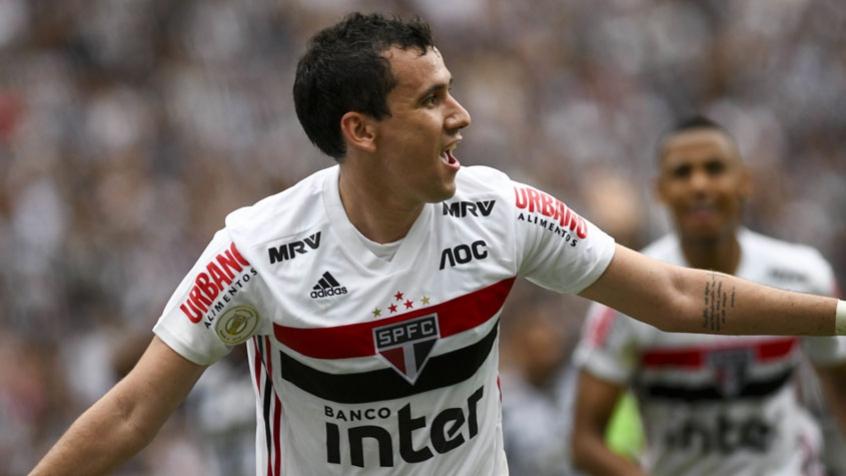 Botafogo x São Paulo - Pablo