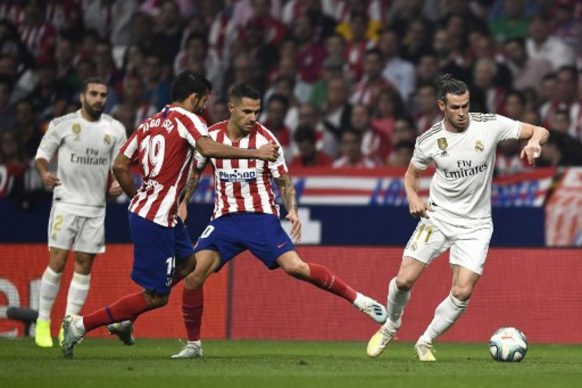 Atletico de Madrid x Real Madrid