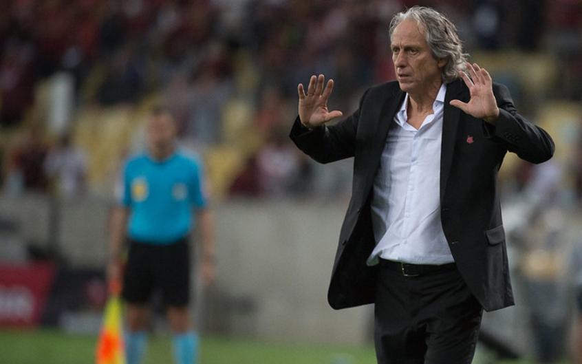 Flamengo x São Paulo - Jorge Jesus