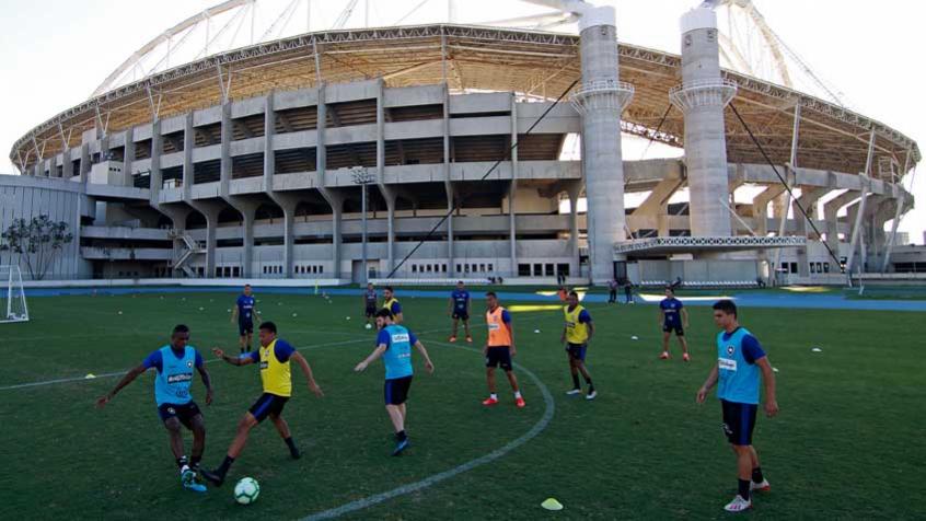 Treino Botafogo - 02/10/19