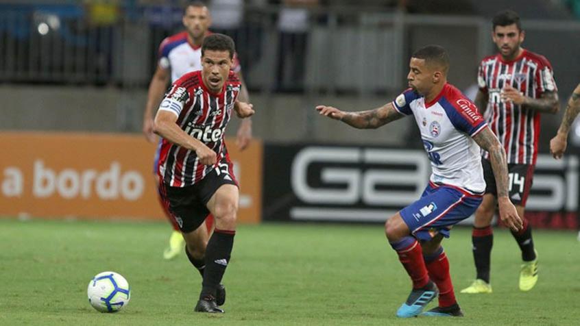 Bahia x São Paulo - Hernanes