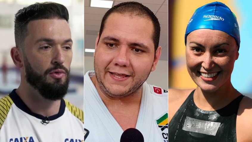 Empresas Buscam Atletas Olímpicos Para Palestras
