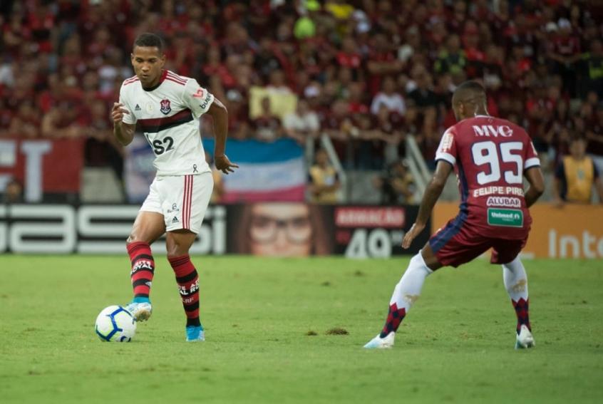 João Lucas - Flamengo x Fortalez