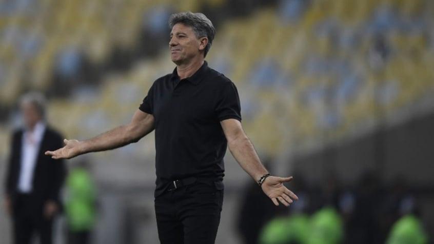 Renato Gaúcho alfineta Flamengo, gastou 200 milhões tem a obrigação de ganhar!