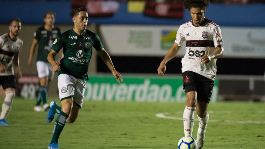 Goiás x Flamengo