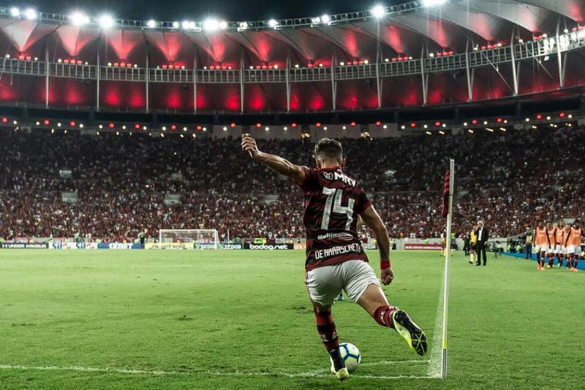 Arrascaeta - Flamengo
