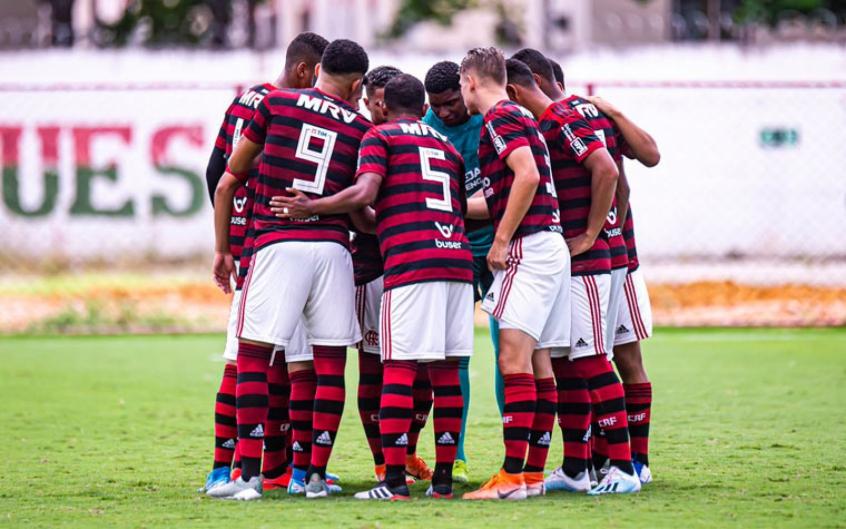 Flamengo x Vasco - Sub-20