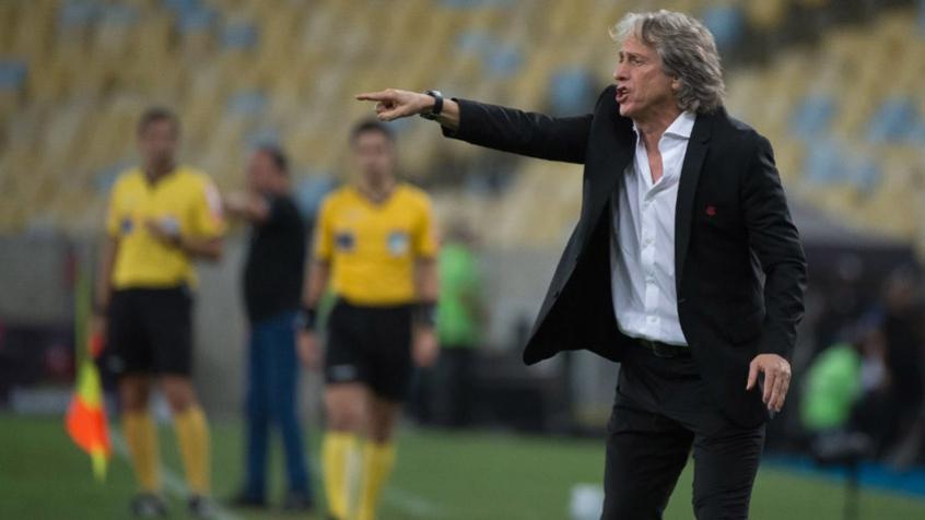 Flamengo x Vasco - Jorge Jesus