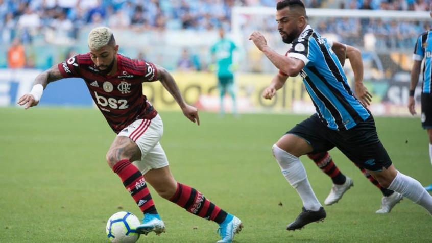 Grêmio x Flamengo - Gabigol