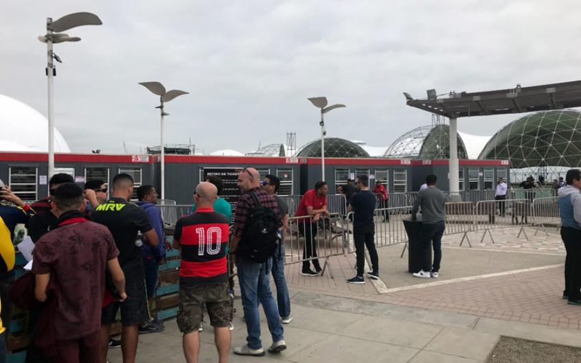 Ingressos - Flamengo