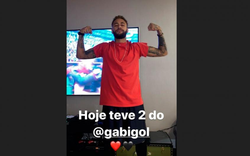 Neymar - Gabigol