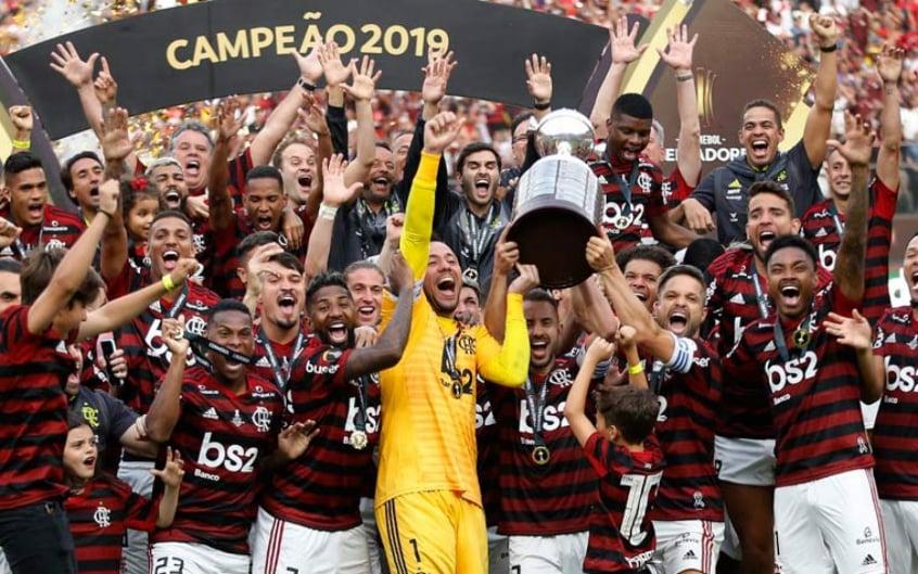 Globo exibirá estreia do Flamengo na Libertadores para São Paulo ...
