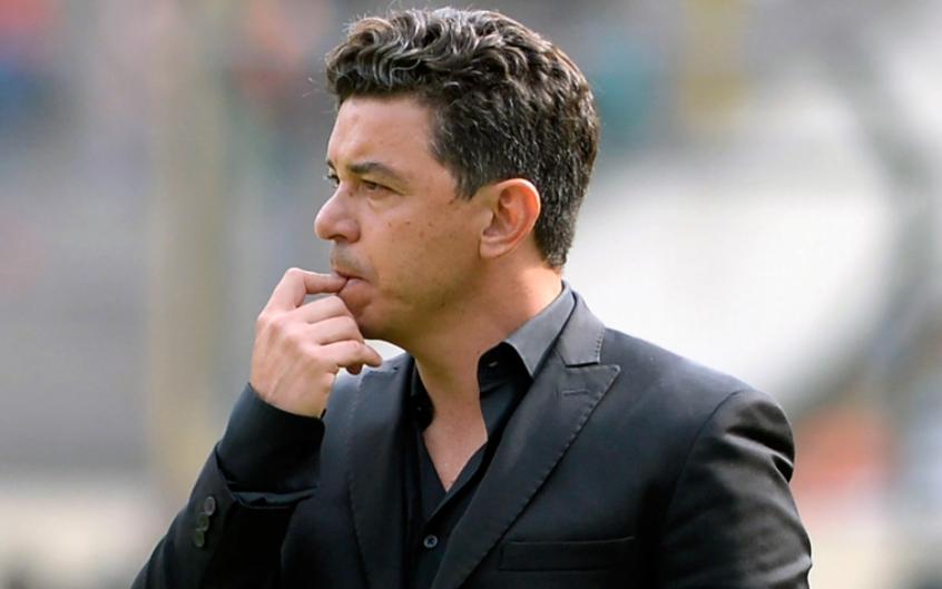 Flamengo x River Plate - Gallardo