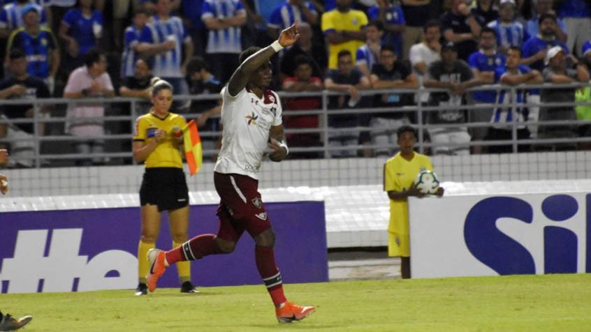 CSA x Fluminense