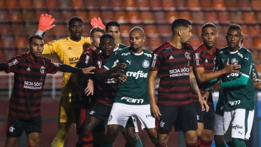 Palmeiras x Flamengo - Brasileiro Sub-20