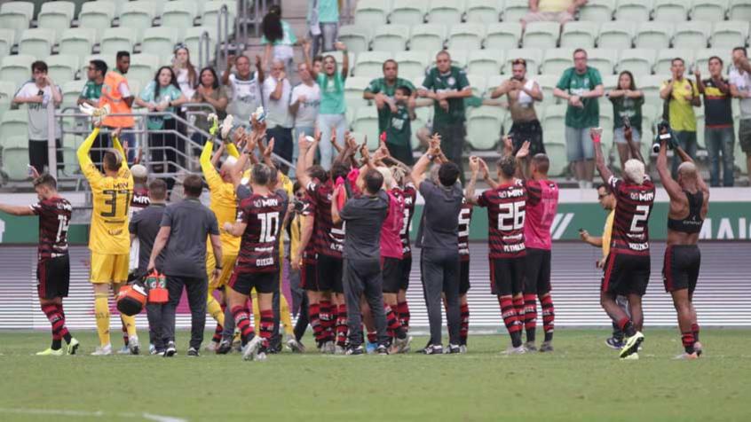 Palmeiras x Flamengo