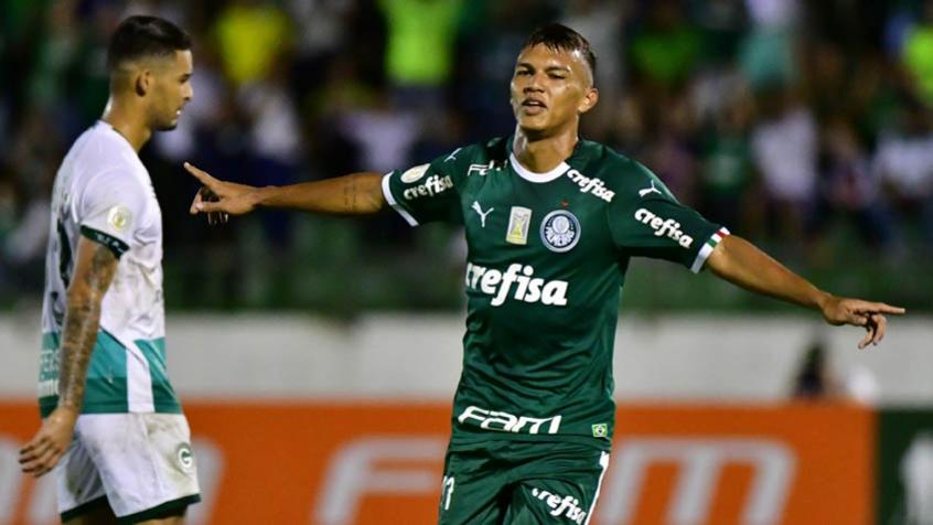 Caio Ribeiro exalta atuação de Gabriel Veron: 'Futuro do Palmeiras' | LANCE!