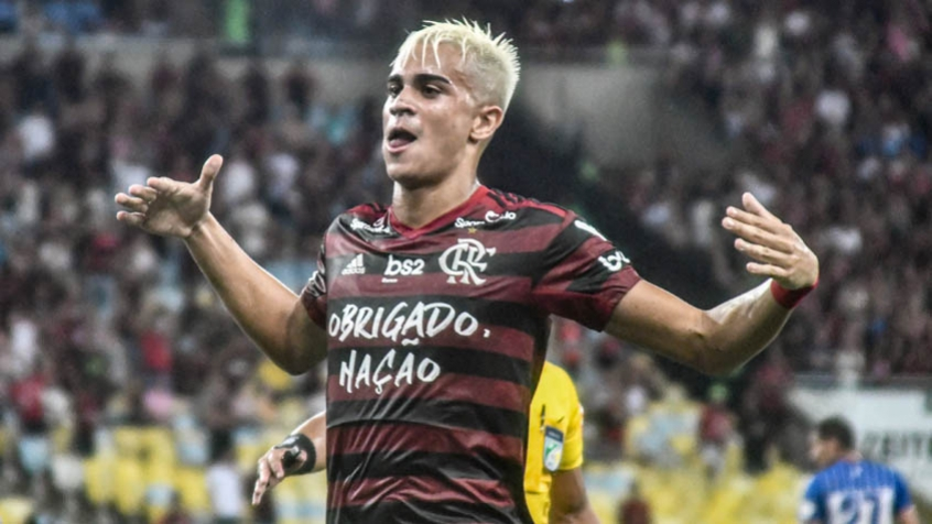 Flamengo x Avaí - Reinier