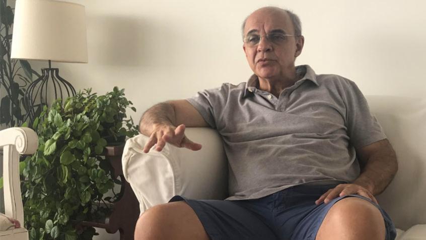 Ex-presidente do Fla diz que: A torcida é carinhosa, até para minha surpresa