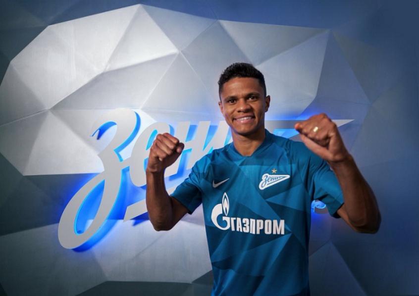 Douglas Santos - Zenit
