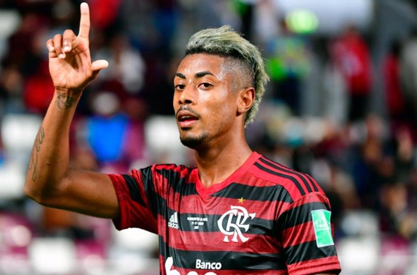 Flamengo x Al Hilal - Bruno Henrique