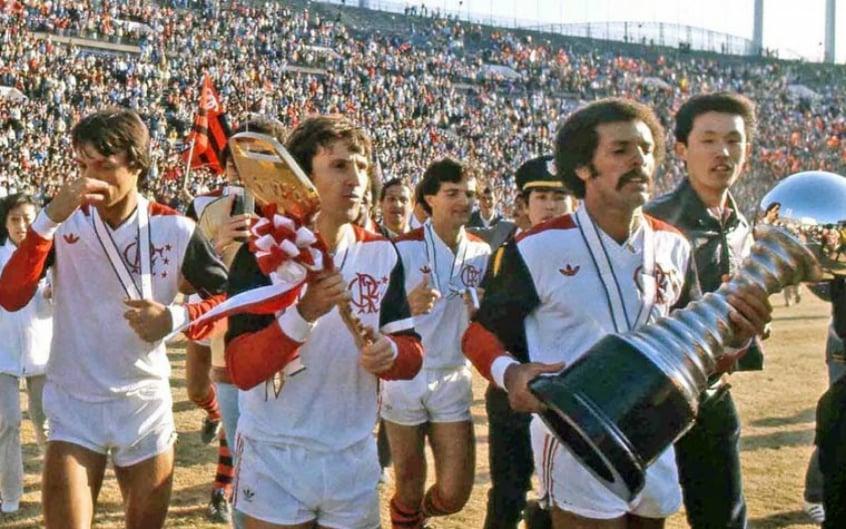 Como Em 1981 Flamengo Atuará De Branco Diante Do Liverpool