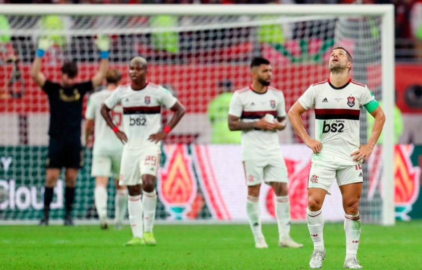 Flamengo não jogou de igual para igual contra o Liverpool, diz ex-Inter