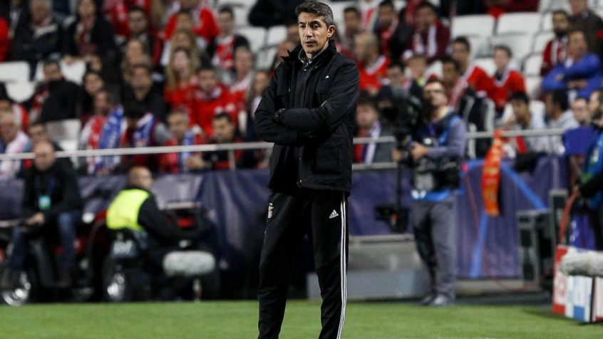 Bruno Lages técnico Benfica