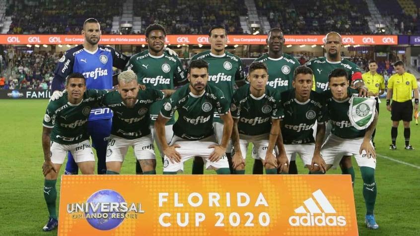 CAMPEÃO! Após derrota do Corinthians, Palmeiras fatura o título da Florida Cup