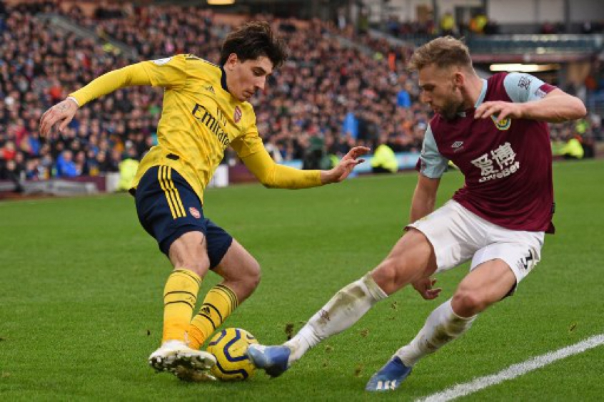Burnley x Arsenal - Disputa