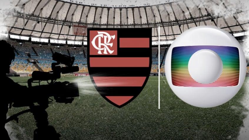 Arte - Flamengo x Globo