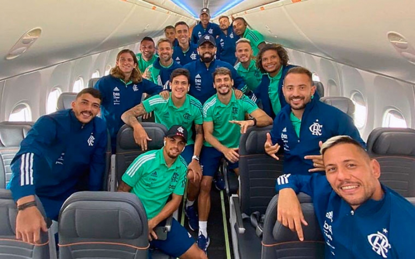 Flamengo - Viagem